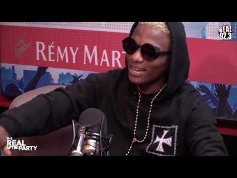Wizkid announces new album w  Ty Dolla Sign, talks coming from Nigeria, & more w  #TRAP