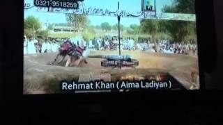 Akhara chak bharam 11-10-2015  3rd Ch Rehmat khan ladi (late) 180 ladi group