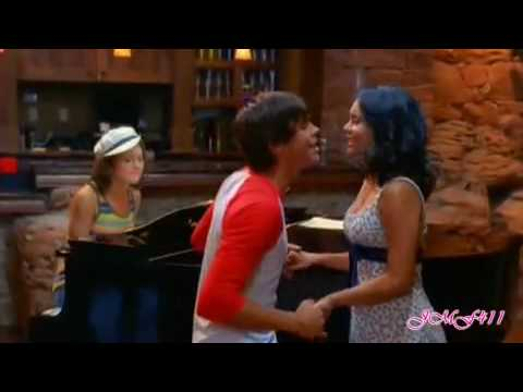 High School Musical 2 (HSM2) - You Are The Music In Me by Zac Efron & Vanessa Hudgens (HD)