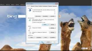 Internet Explorer - How To Delete History, Cookies, And Temporary Internet Files
