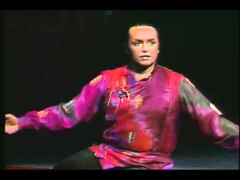 Puccini: 'Nessun Dorma' from TURANDOT (Carreras/Maazel)