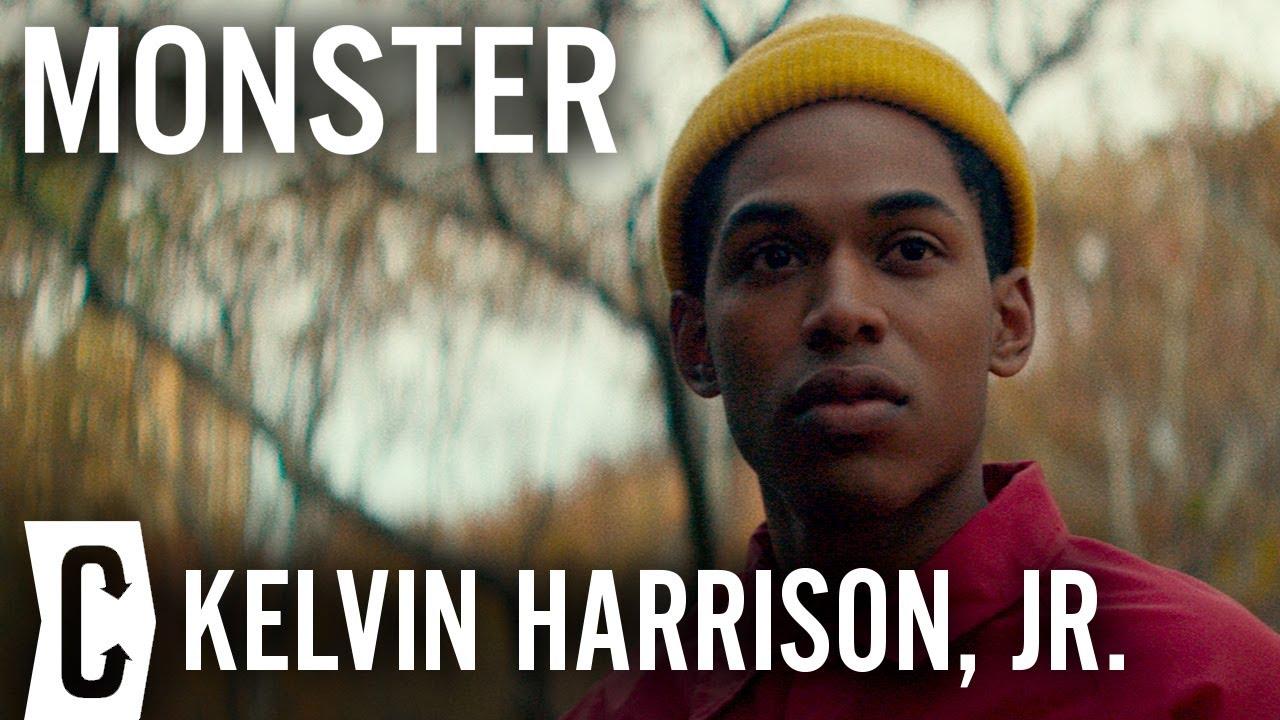 Kelvin Harrison Jr. Interview: Netflix's Monster and the Chevalier de Saint-Georges Biopic