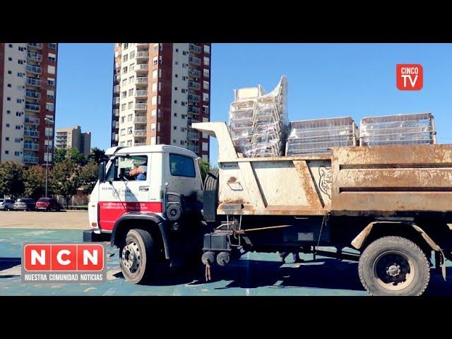 CINCO TV - Más de 100 instituciones educativas de Tigre se beneficiarán con nuevo mobiliario