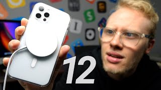 iPhone 12 First Unboxings + MagSafe Charger & Case Hands-On!