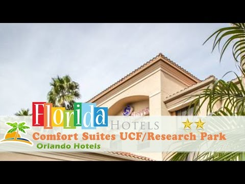 Comfort Suites UCF/Research Park - Orlando Hotels, Florida