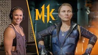Mortal Kombat 11 – Соня Блэйд в озвучке Ронды Роузи трейлер