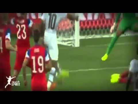Ghana vs USA 1 2 All Goals & Highlights   World Cup   17 06 2014 HD