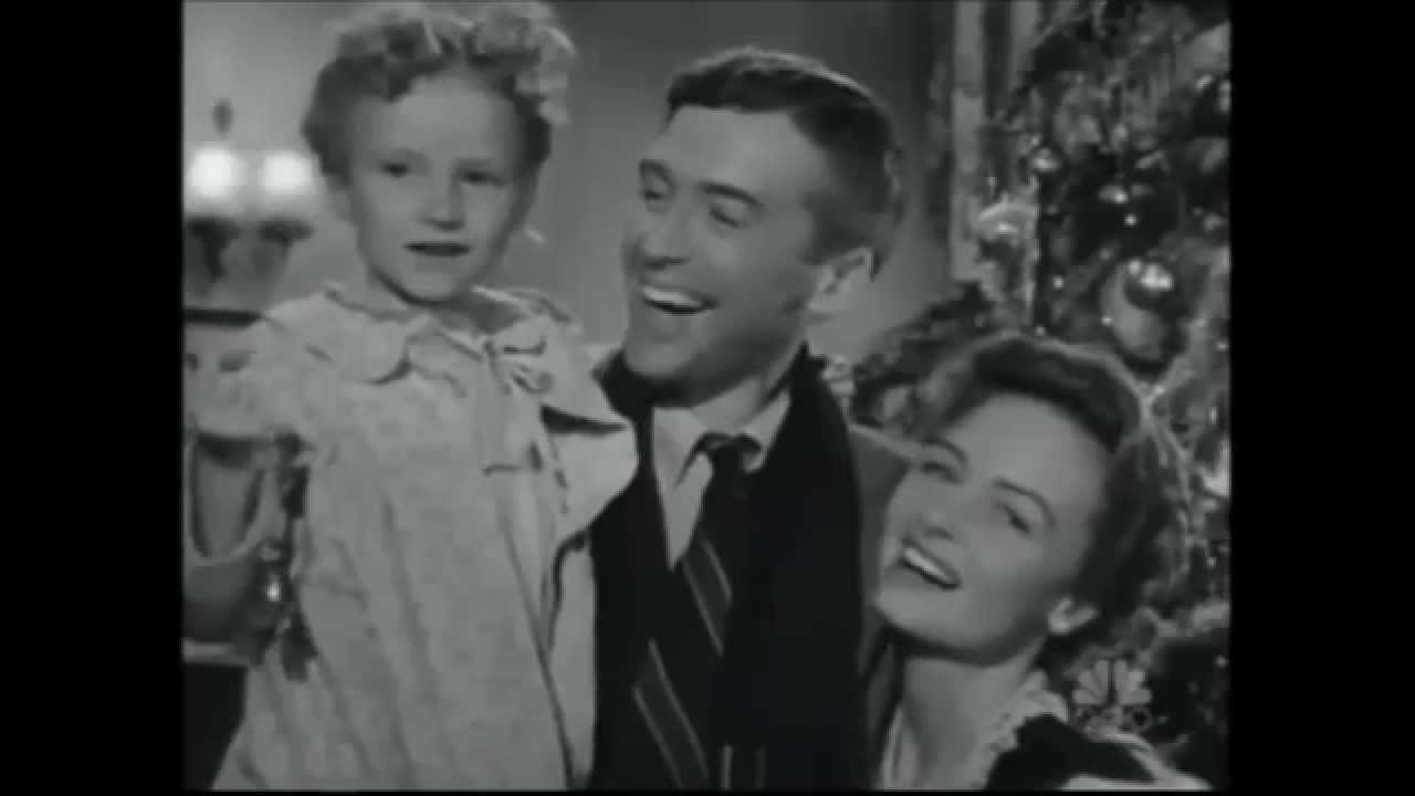 Auld Lang Syne - It's a Wonderful Life