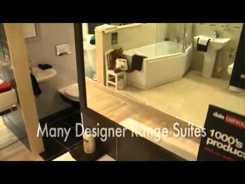 Tour of Dale Bathrooms Showroom Oldham - YouTube