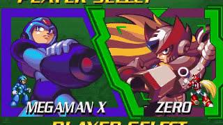 Descargar Megaman x4, x5, x6, x7, x8