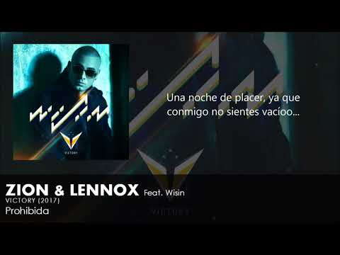 Prohibida Remix (Letra) – Zion y Lennox Ft. Wisin + Descarga Mp3