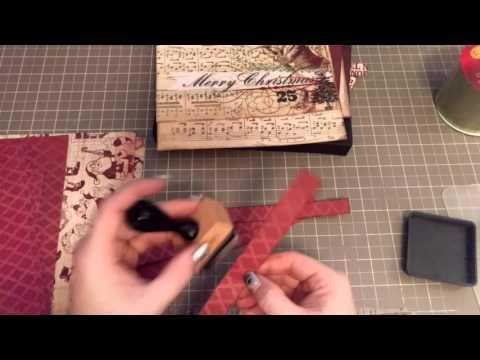LNC - Christmas Mini Kit # 3 Paper & Glue