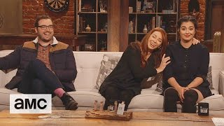 Talking Dead: 'Elvira Offers Up Tara to the Saviors' Bonus Scene Ep. 706