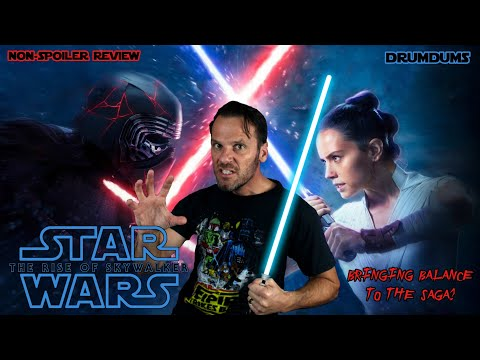 star-wars:-the-rise-of-skywalker-(bringing-balance-to-the-saga)-|-non-spoiler-review