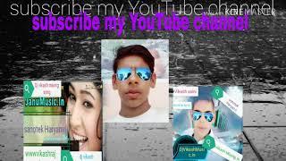 Teri Aakhya Ka Yo Kajal ||Sapna Dj Song | Vikash Music
