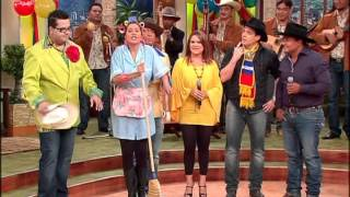 Música: Vitico Castillo y Rummy Olivo en Portada´s 25/06/2012