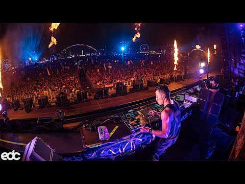 Laidback Luke - Live at EDC Las Vegas 2017 | Kinetic Field