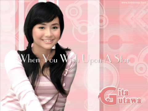 When You Wish Upon A Star - Gita Gutawa