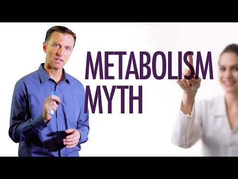 Why Boosting Your Metabolism Does NOT Work