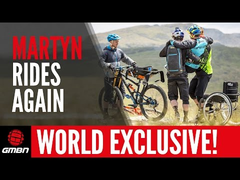 Martyn Ashton - Back On Track