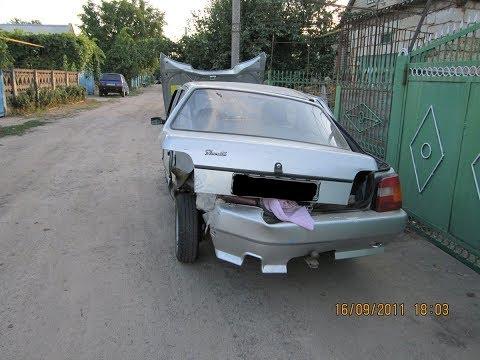 ЗАЗ-1103 Славута.  Мой долгий проект. От начала до конца.