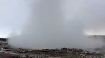 Islannin kuuma lähde 2