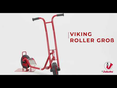 Video: Winther Viking Roller