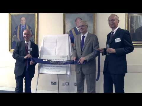 BP Centre for Petroleum and Surface Chemistry | Launch Event
