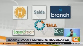 Many Kenyans hooked to easy mobile app loans