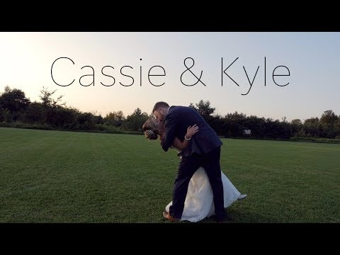 Cassie & Kyle  General Sikorski Hall, Oshawa.