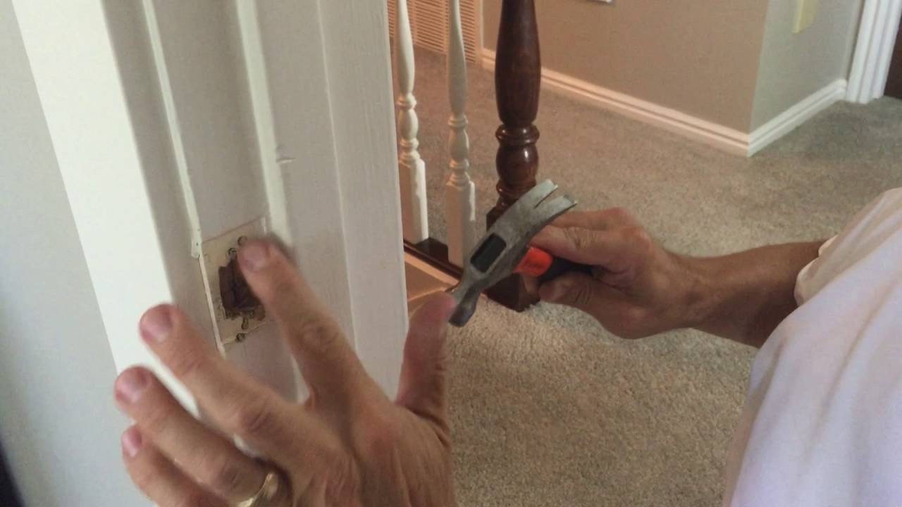 How To Install A Striker Plate Youtube