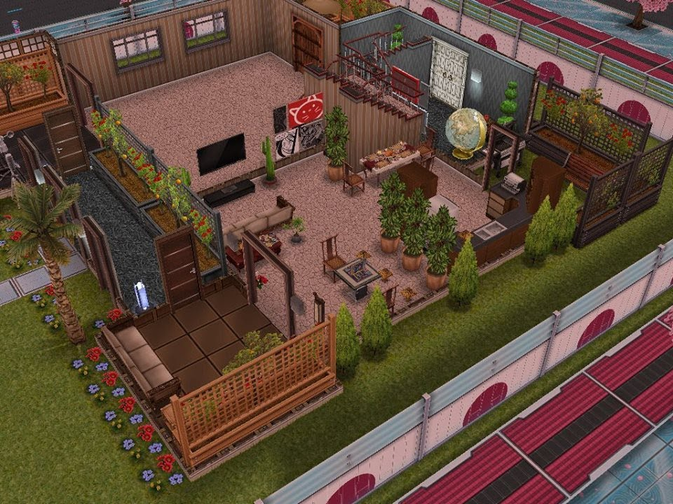The Sims Freeplay Renovation Build Teens Off Campus