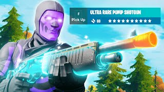 the RAREST item in fortnite...