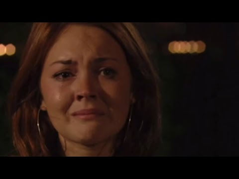 EastEnders - Stacey Branning Says Goodbye to Her Family (25th December 2010)