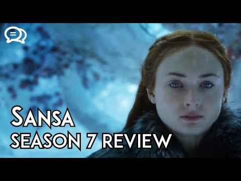 Sansa Game of Thrones Season 7 Review