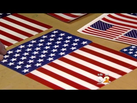 Clifton Man Hopes To Win Americans Over With New Flag Design