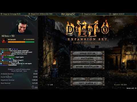 Diablo 2 - Holy Grail Sorc - GG FIND #44