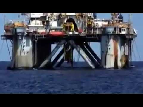 #Offshore #water #Deep #Drilling #Process