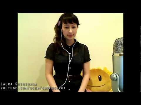 Laura Shigihara - Kingyo Hanabi (Goldfish Fireworks) Cover