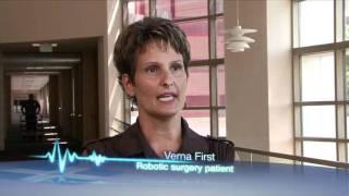 Surprise endometrial cancer diagnosis video