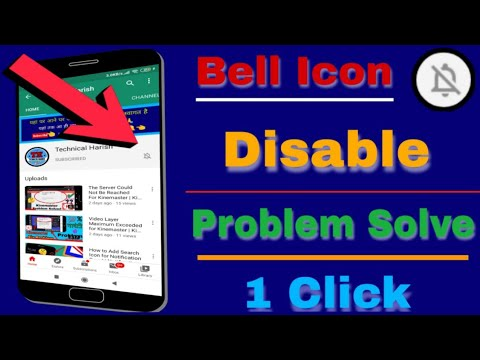 youtube-bell-comment-disable-why-?- -youtube-fix-problem- -youtube-bell-disabled-fixed