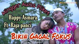 Download lagu MESRANYA..!! HAPPY ASMARA & RAJA PANCI BIKIN GAGAL FOKUS_Mingger awas pliket (Syutting Video Klip)