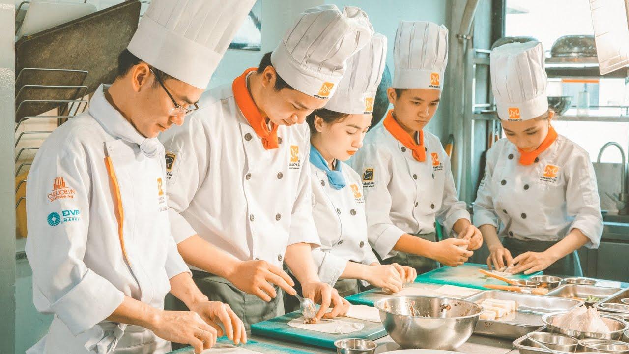 Siêu đầu bếp NGUYỄN VĂN LẬP và câu chuyện ẩm thực VIỆT NAM   Chef's stories  Hướng Nghiệp Á Âu
