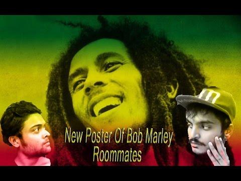 new poster | Roommates | Bob Marley