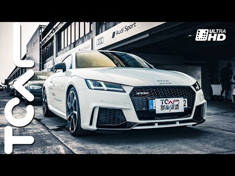 [4K] 2017 Audi Driving Experience | TT RS 跑車試駕 | Tom Kristensen、李勇德 賽道訪談 - TCAR