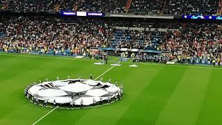 Himno UEFA Champions League 2018/2019 Previa Real Madrid - Viktoria Plzen