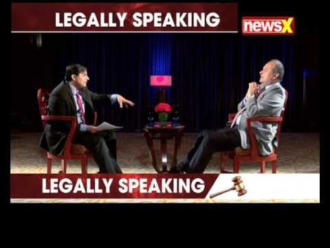 Legally Speaking: Up, close and personal with Mukul Rohatgi -- Part 2