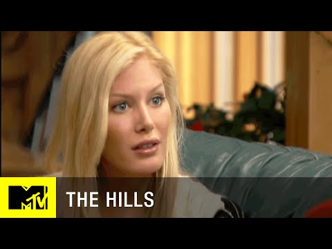 The Hills | 'Heidi Montag Explains Her Plastic Surgery' Official Clip | MTV