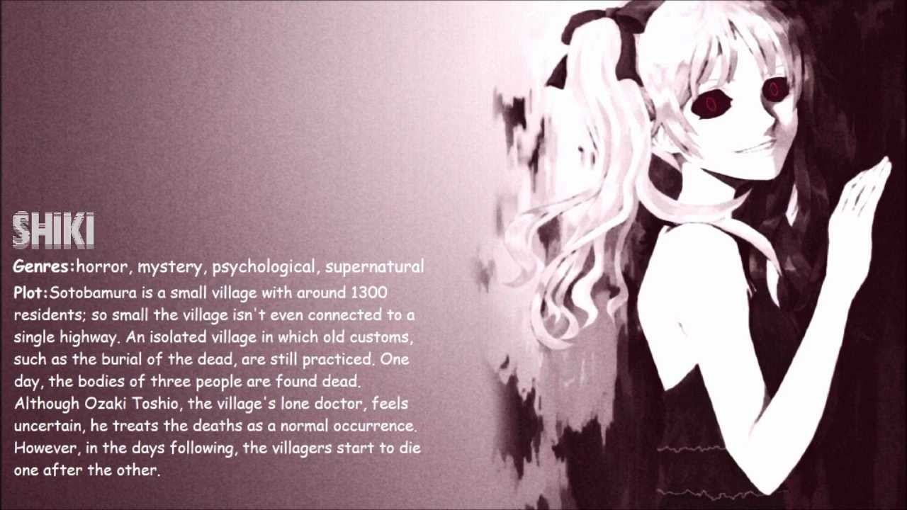 Horror Mystery Anime Series You Should Watch