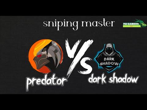 Pak Sniping Master -predator Vs Dark Shadow
